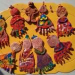 Τα παιδιά φιλοτέχνησαν την δική τους Κυρά Σαρακοστή από πηλό