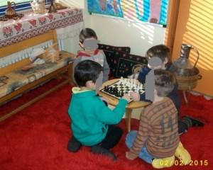 τουρνουά σκάκι