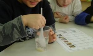 Υλικά που διαλύονται ή δεν διαλύονται στο νερό